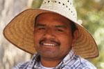 Hardworking Asst. vineyard manager Ray